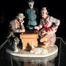 Signed Emmett Kelly Jr Fair Game Signature Collection