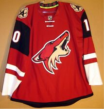 Arizona Coyotes Anthony Dunclair Red #10 Hockey Nhl Size 54 Jersey