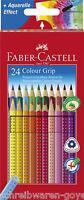 Farbstifte Colour-Grip 2001 24er Kartonetui Faber-Castell Farbstift Buntstift
