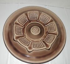 Vintage Two Part Ceramic Ashtray