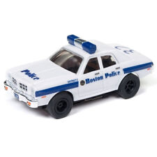 NEW HO AUTOWORLD 1977 Dodge Monaco Boston Police XTRACTION REL 21