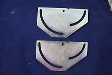 Dust Board Hinge Plates Mending plate Package of 2 Plus Instructions Bay Windows