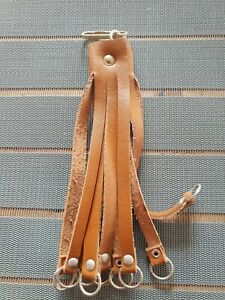 Good Quality Leather Game Carrier 11 Loops