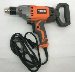 Ridgid R7122 Drill, 1/2-Inch Spade Handle Mud Mixer bare tool, VG M