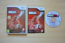 Wii - NBA 2K12 - (OVP, mit Anleitung)