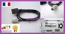 Interface USB Cable for radios Subaru/Toyota/Lexus/Mazda with USB connection