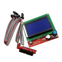 Smart LCD Screen Display Controller for RAMPS 1.4 3D Printer DIY