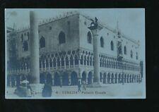 Italy VENEZIA Palazzo Ducale Used 1926 PPC
