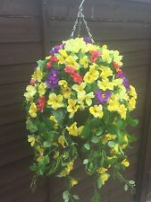 Beautiful Artificial Hanging Basket