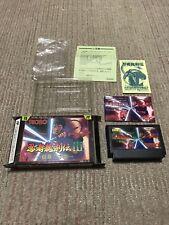Game soft Famicom 『Ninja ryuutsurugiden 3』 from Japan ◎