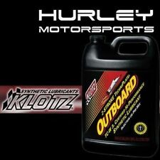 KLOTZ KL-333 Outboard Techniplate TC-W3 2-Cycle/Stroke Oil - Gallon - Qty (1)