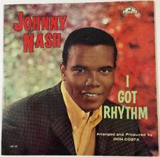 Johnny Nash - I Got Rhythm - VG+ Vinyl LP - 1959
