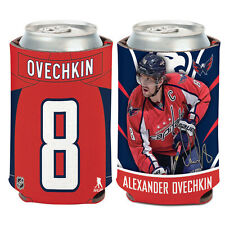 Washington Capitals Can Cooler 12 oz. Alex Ovechkin NHL Koozie