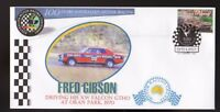100 Yrs of AUST RACING COV, FRED GIBSON XW FORD GT 1969