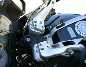 HeliBars® Tour Performance™ handlebar risers for BMW R1200RT / R1150RT
