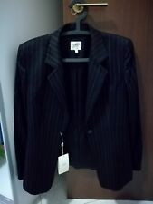 Armani Collezioni original woman jacket, giacca donna, size 12, new with tags