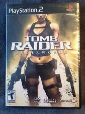 Tomb Raider: Underworld (Sony PlayStation 2, 2009) - FACTORY NEW -