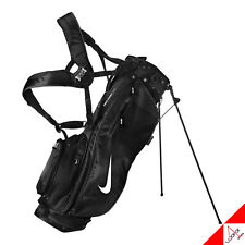 Nike 2021 Air Hybrid Golf Stand Caddie Cart Bag 5Way Polyester CV1304-010 Black
