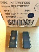 13 Stück (UV) Eprom M27256F6BO STMicroelectronics Marking B57960 WDIP28  35,00 €