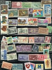 (13-489) 95 Assorted Cancelled  US Postage sTamps
