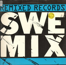 VARIOUS - Remixed Records 33 Swe Mix - remixed records