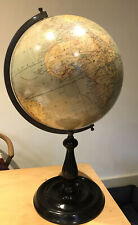 Merzbach And Falk Globe 1881 By Greaves And thomas