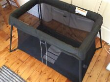 Baby bjorn travel cot - great condition!