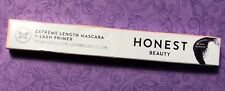Honest Beauty Extreme Length Mascara Lash Primer 2-in-1 Black Mirror Lash Boost