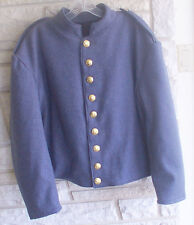 Confederate Cadet Gray Shell Jacket,  Civil War, New
