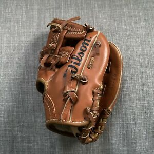 Wilson Model A2180 Youth RHT Hold Tite Strap Baseball Glove George Brett