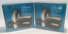 Lot Of 2 Sawyer's Rototray 100 Slide Trays For 2x2 Slides Sawyer's Projectors