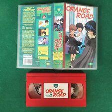 (VHS) Manga ORANGE ROAD Video 2 , Dynamic Italia (1997) Anime DI 40202
