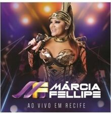 Marcia Fellipe - Ao Vivo Em Recife [New CD] Brazil - Import
