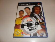 PlayStation 2  PS 2  FIFA Football 2003 (4)