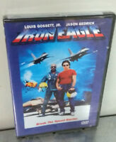 Iron Eagle (DVD, 1999) FACTORY SEALED / R1 / NTSC