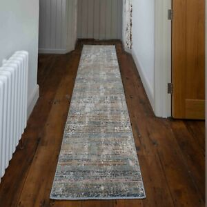 Natural Runner Rugs Long Super Soft Luxurious Affordable Designer Look Area Mats