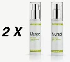 2X Murad Resurgence Intensive Age-Diffusing Serum 1 fl oz/ 30 ml - New No Box