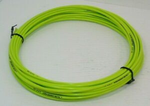 Genuine Jagwire Lex-SL Shifter Cable Housing, 1 Meter, Green, 4mm, Brand New*