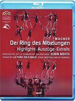 Wagner: Der Ring Highlights (Der Ring Des Nibelungen) [Blu-ray] [2011] [DVD]