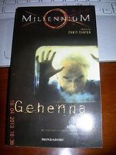 MILLENNIUM #2 GEHENNA LEWIS GANNETT libro mondadori 1^ediz 1997 brossurato qott