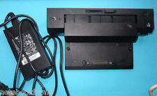 DELL Latitude Docking E5500 E55100 E6400 E6500 E6510 M2400 M4400 mit Ladekabel