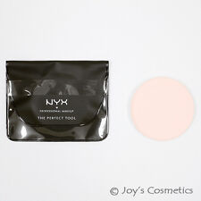 "1 NYX Super NBR Round Medium Makeup Puff / Sponge ""PF 06"" Joy's cosmetics"