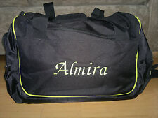 Personalised/Un-Personalised Quardra Sports/Dance/Gym/Luggage Bag/Holdall-30ltrs