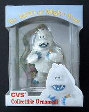 Bumble Abominable Snowman Ornament Rudolph Island of Misfit Toys Cvs Rare