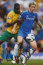 NORWICH: LEON BARNETT SIGNED 6x4 ACTION PHOTO+COA