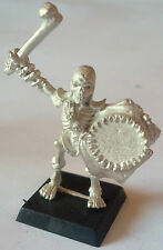 Warhammer - Undead - Skeleton Drummer 2 - Citadel - Metal - Exc Condition