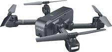 ITEKK Drone QUADRICOTTERO RADIOCOMANDATO A Distanza con Camera HD ICARO Nero