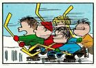 Mondo Peanuts Hockey Poster Artwork by Charles Schulz IN HAND - Sold Out xxx/175