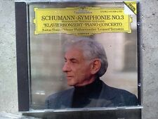 SCHUMANN - SYMPHONIER NR. 3 - BERNSTEIN - CD -  OTTIME CONDIZIONI -