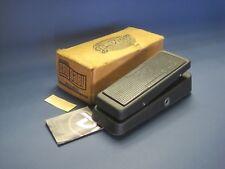 Jim Dunlop CryBaby GCB-95 W original Box & Paper Super Clean & Nice